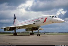 Aerospatiale-BAC Concorde 102, Shannon, 1988