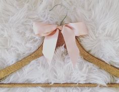 """Tie the Knot"" hanger by Andria Bird"