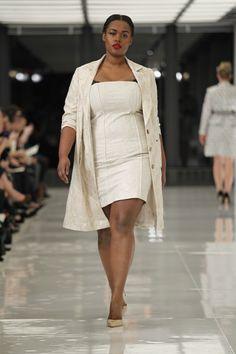 Isabel Toledo Plus Size - Lane Bryant Collaboration Curvy Girl Fashion, Diva Fashion, Runway Fashion, Plus Size Fashion, Fashion Design, Fashion 2014, Fashion Ideas, Fashion Inspiration, Isabel Toledo