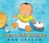 Children's Book about multiracial families: Oscar's half birthday