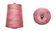 Red  & White Bakers Twine