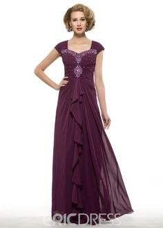 6bf76e34fb6 Gorgeous Beading A Line Mother Of The Bride Dress