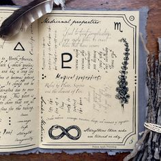 Black Cohosh // The Hedge Witch's Herbal Grimoire, written by Alison Garber (Native Apothecary) and Adrienne Rozzi (Poison Apple Printshop). Screenprinted and bound by hand, limited edition of 80. (sold out)