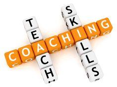 Bli proffs på coaching och ha ett system som jag lär vidare.