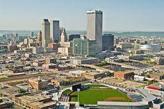 Aerial Photography Tulsa OK