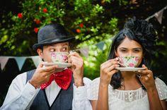 Having fun Engagement Shoots, Tea Party, Have Fun, Whimsical, Engagement Pictures, Engagement Photos, Tea Parties