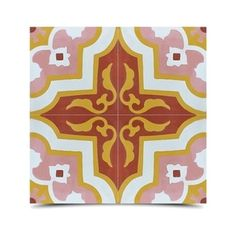 Shop for Pack of 12 Taza Pink/ Brown Handmade Cement/ Granite Moroccan Tile 8-inch x 8-inch Floor/ Wall Tile (Morocco). Get free delivery at Overstock.com - Your Online Home Decor Outlet Store! Get 5% in rewards with Club O!