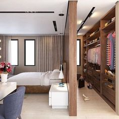 4 super idea of walk through closet behind bed 2019 4 super idea of walk through closet behind bed The post 4 super idea of walk through closet behind bed 2019 appeared first on House ideas. House Design, Bedroom Closet Design, House Interior, Small Spaces, Home, Walk Through Closet, Bedroom Design, Modern Bedroom, Home Decor