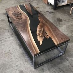 "8,227 Likes, 232 Comments - Woodworking | Toronto | Design (Jeff Mack) on Instagram: ""This table by @phenomcreative though!! Would love to hear your thoughts on this coffee table! ⬇️…"""