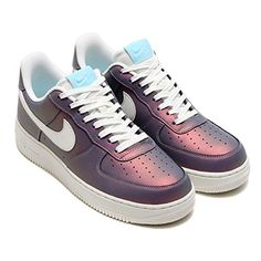 buy online 0dbbd bb640 A look at the Nike Air Force 1 Iridescent Pack that includes three colorful  options of the popular silhouette.