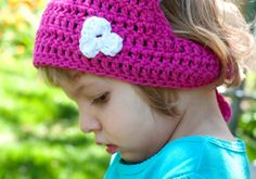 Kitschy and cute crocheted kerchief (from Aesthetic Nest)