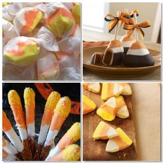 cute fall treats