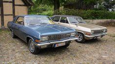 opel diplomat coupe | Opel Diplomat V8 Coupe & Opel Admiral