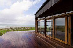 Victoria Read Architecture - Tora Beach House accommodation. Stony Bay Lodge
