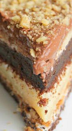 Vanilla-Chocolate Cake