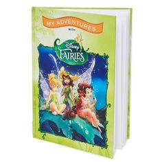 My Adventures with Disney Fairies - 8x11 Hard Cover Book - Personalized Books - Books   Tv's Toy Box