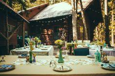 Playful Montana Cabin Wedding: Jamie + Jake | Green Wedding Shoes Wedding Blog | Wedding Trends for Stylish + Creative Brides