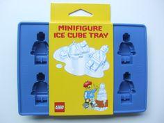 Amazon.com: LEGO Minifigure Ice Cube Tray: Candy Making Molds: Kitchen & Dining