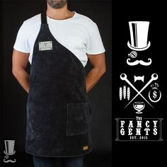 Genuine leather  Culinary & Butcher Apron