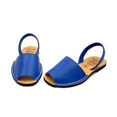e0b27ac5f4 AVARCA - BASIC LEATHER Womens BLUE – Hollis   Cohen Wardrobe Closet