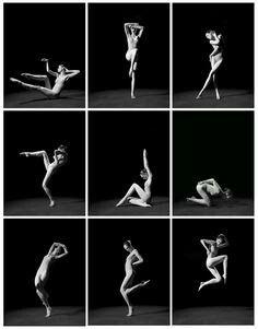 Angular poses