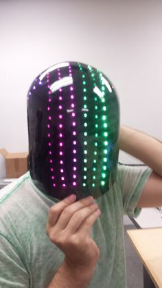 Here's How To Build The Daft Punk Helmet Of Your Dreams | The Creators Project