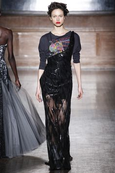 Vivienne Westwood Red Label RTW Fall 2016 LFW