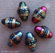Polymer Clay Beads | LuBelle Beads-Unique, Handcrafted Polymer Clay Beads and Jewelry-BEADS