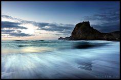South Piha, Auckland's West Coast, NZ, Aotearoa