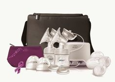 #PhilipsAvent ISIS iQ Duo Twin Electric Breast Pump Review | Best #BreastPump Comparison