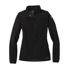 Eddie Bauer Womens SandstoneTM Soft Shell Jacket, Black XS Eddie Bauer $59.99