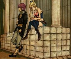 Discovered by Naty_nalu. Find images and videos about fairy tail, nalu and lucy heartfilia on We Heart It - the app to get lost in what you love. Natsu E Lucy, Fairy Tail Natsu And Lucy, Fairy Tail Love, Fairy Tail Art, Fairy Tail Guild, Fairy Tail Ships, Nalu, Fairytail, Fairy Tail Family