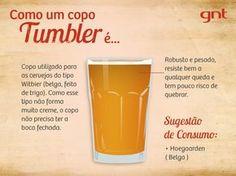 Copos de cerveja: veja ilustrações para cada estilo da bebida - Casa - GNT