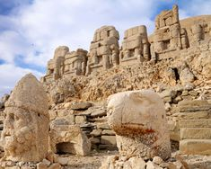 Mount Nemrut - I'd love to hike Mt. Nemrut before I have the nail put in the coffin.  Mount Nemrut is in Turkey, near the Syrian border.  It's just over 7,000 ft., so for me that would take a bit of time to prepare for.  I'd love to get some photos and timelapse while up there.
