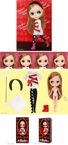 Blythe Doll Simply Delight 2012
