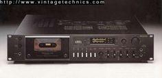 Vintage Technics RS-M85