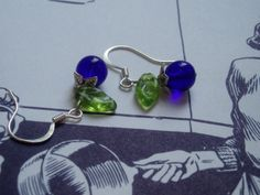 Blueberries For Sal by Sarrrah on Etsy, $12.00