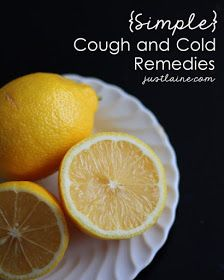 it's just Laine: My Favorite {Simple} Cough and Cold Remedies