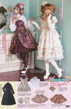 Princess Doll  Classic Lolita