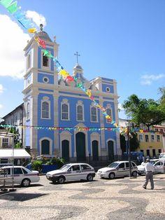 Salvador, Bahia, Brazil by jane