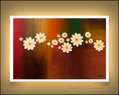 Abstract Art Paintings Gallery: Abstract Art Paintings for Sale - Large Modern Contemporary Wall Art Art Floral, Abstract Flower Art, Abstract Canvas Wall Art, Art Painting Images, Art Paintings, Floral Paintings, Colorful Paintings, Abstract Paintings, Art Flowers
