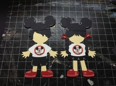 Mouseketeer Kids - Using Everyday Paper Dolls cartridge