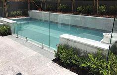 swimming pool with granite cobble paver - Google Search Granite, Swimming Pools, Bathtub, Google Search, Outdoor Decor, Home Decor, Swiming Pool, Standing Bath, Pools