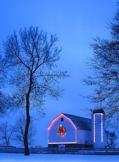 Ana Rosa, coiour-my-world: A Country Christmas, Wisconsin