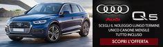 Offerta noleggio lungo termine Audi Q5