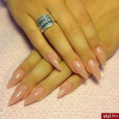 Nude ♥ nice and plain perfect for work