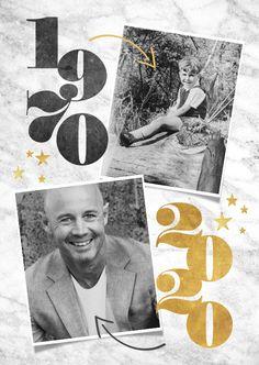 50th Birthday, Birthday Ideas, Birthdays, Polaroid Film, Collage, Graphic Design, Poster, Products, Pictures