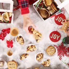 Fruit Cake Rugelach Cookies | Joy the Baker