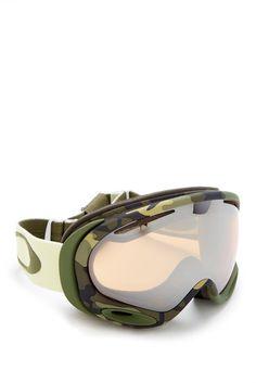 3b960be3f4 Oakley A-Frame 2.0 Snow Goggles Oakley Gascan