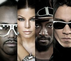 Apl.De.Ap. , Fergie, Taboo, Will.I.Am. - The Black Eyed Peas - black-eyed-peas Photo